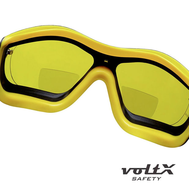 3107b8094373e Yellow Lens Bifocal Safety Glasses - Image Of Glasses