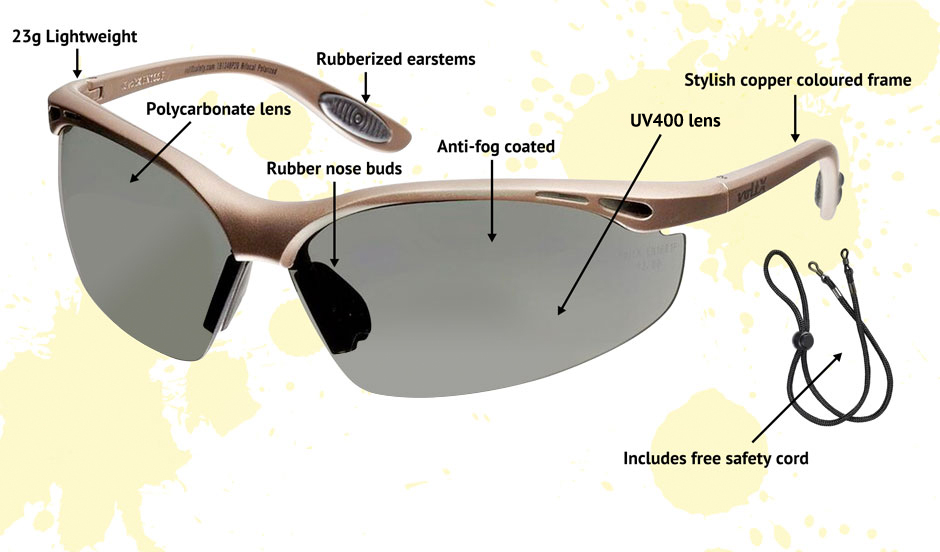 7c53ba60d99 Polarized Safety Glasses